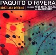 Paquito D'Rivera/Brazilian Dreams