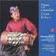 Music of Gamelan Gong Keybar, Vol. 2